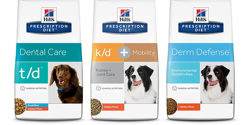 presciption diet dog food